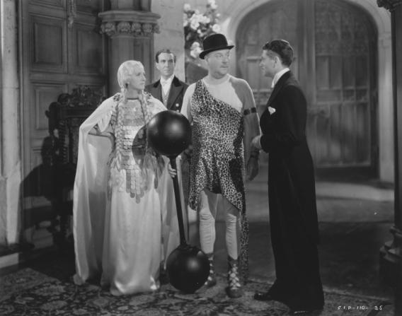 Gladys Cooper, Nigel Bruce, Laurence Olivier