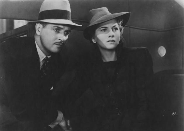 Reginald Denny, Joan Fontaine