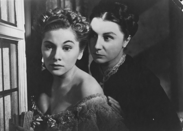 Joan Fontaine, Judith Anderson