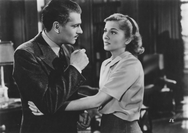 Laurence Olivier, Joan Fontaine