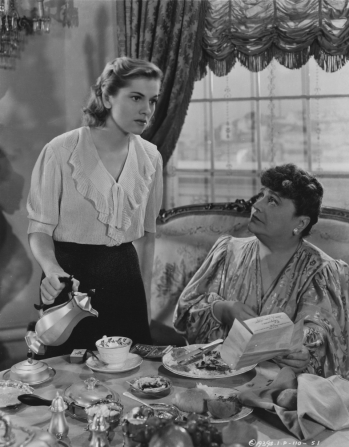 Joan Fontaine, Florence Bates