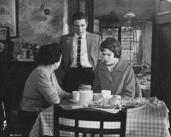 Hylda Baker, Albert Finney, Rachel Roberts
