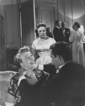 Norma Varden, Patricia Hitchcock, Robert Walker