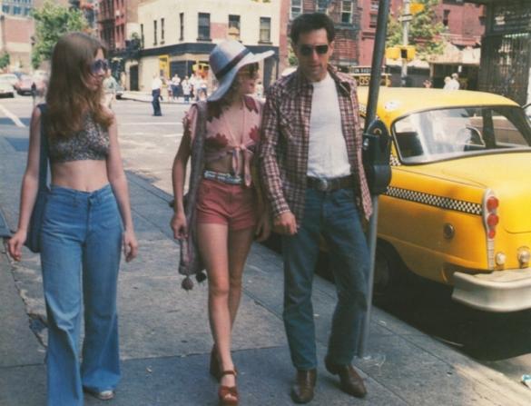 Robert De Niro, Jodie Foster