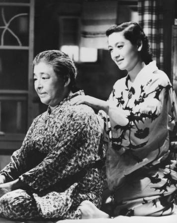 Chieko Higashiyama, Setsuko Hara
