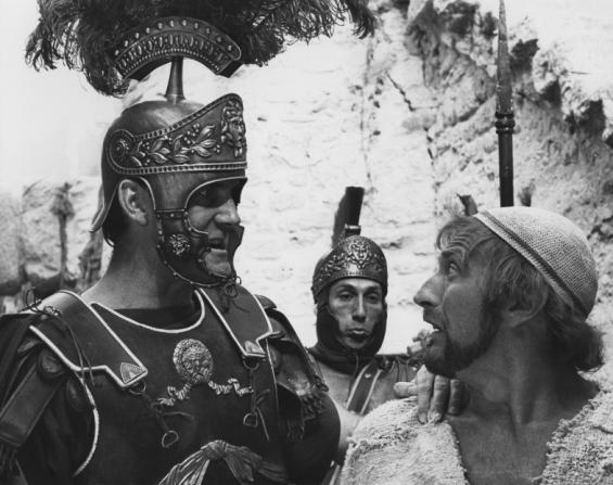Graham Chapman, John Cleese