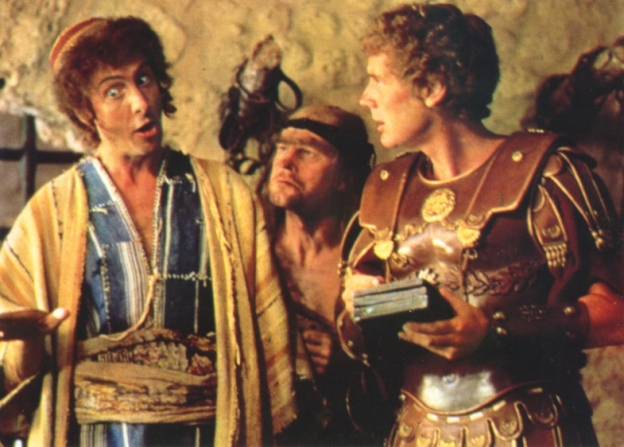 Eric Idle, Michael Palin, Terry Gilliam