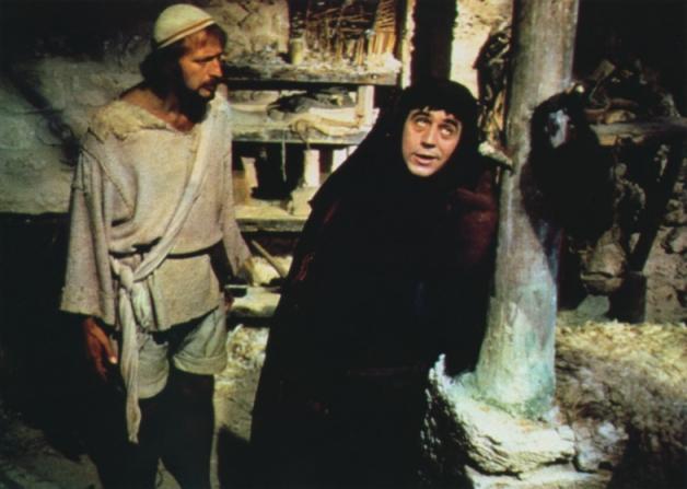 Graham Chapman, Eric Idle