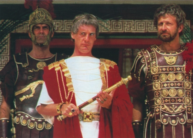 John Cleese, Michael Palin, Graham Chapman