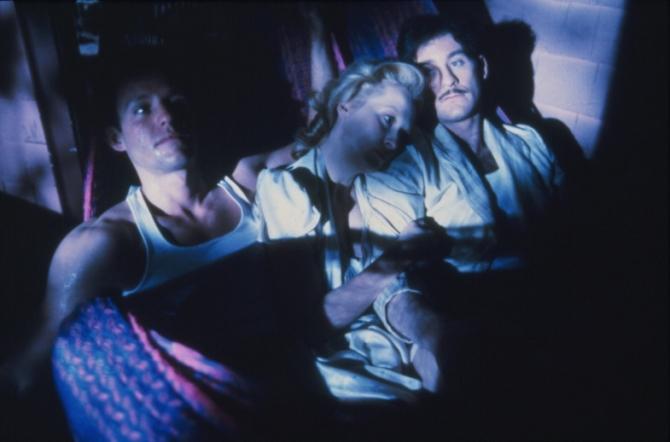 Peter Macnicol, Meryl Streep, Kevin Kline