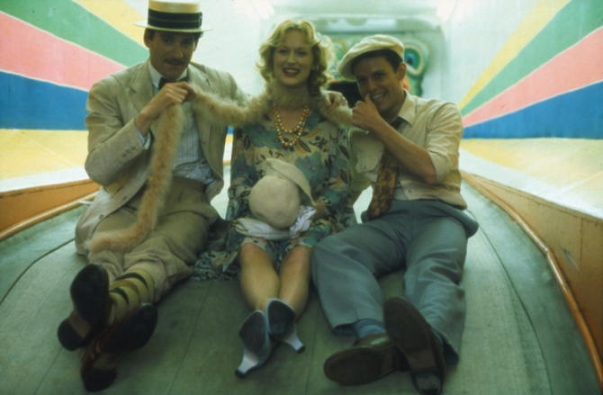 Kevin Kline, Meryl Streep, Peter Macnicol