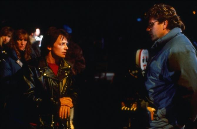 Michael J. Fox, Robert Zemeckis