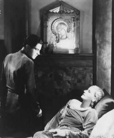 Ramon Novarro, Greta Garbo