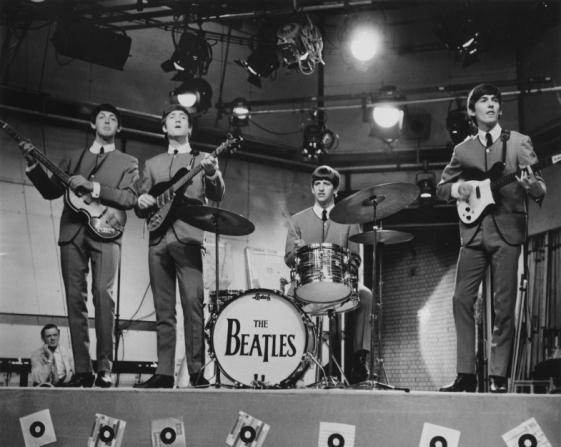 Paul McCartney, John Lennon, Ringo Starr, George Harrison