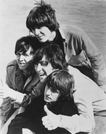 Paul McCartney, George Harrison, John Lennon, Ringo Starr