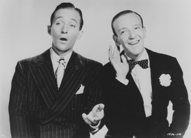 Bing Crosby, Fred Astaire