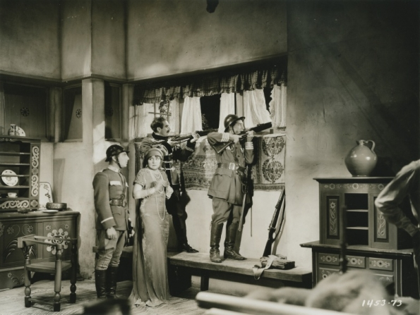 Zeppo Marx, Margaret Dumont, Groucho Marx, Chico Marx