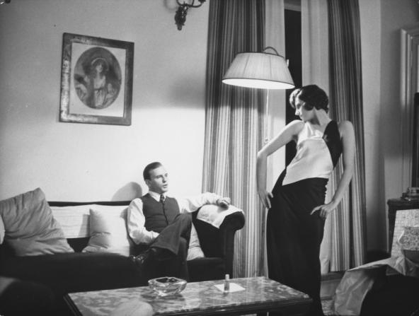 Jean-Louis Trintignant, Stefania Sandrelli