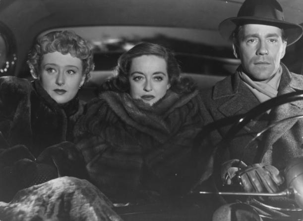 Celeste Holm, Bette Davis, Hugh Marlowe