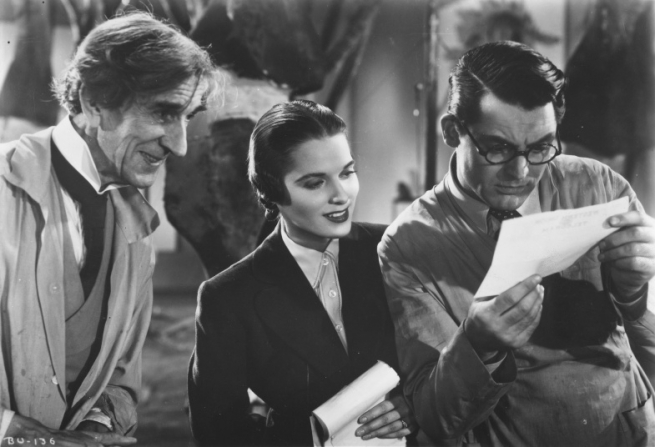 Virginia Walker, Cary Grant