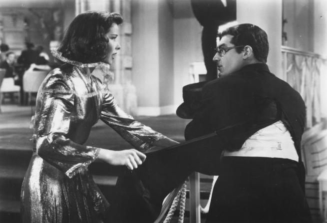 Katharine Hepburn, Cary Grant