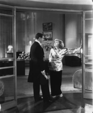 Clark Gable, Greta Garbo