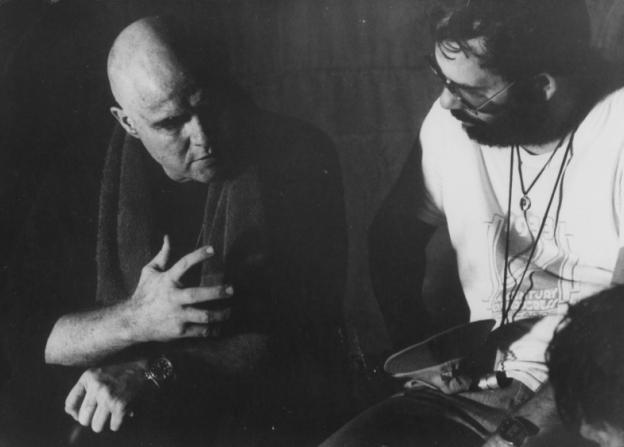 Marlon Brando, Martin Sheen