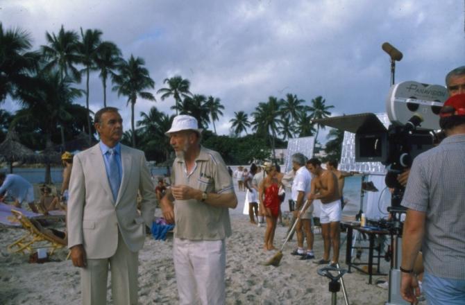 Sean Connery, Irvin Kershner