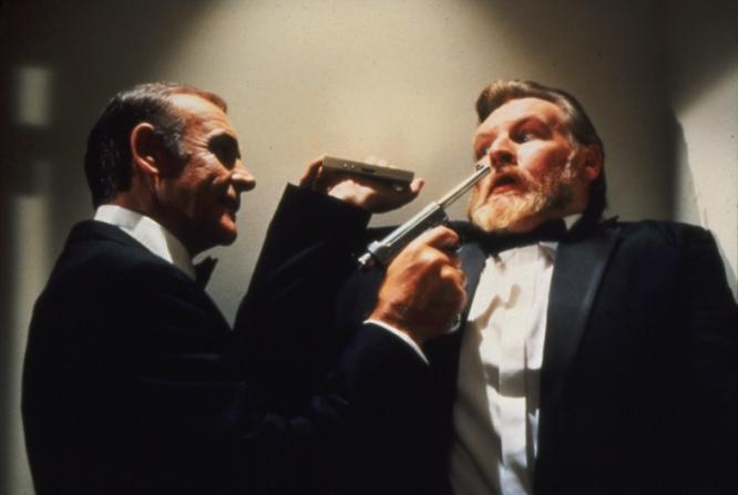 Sean Connery, Dan Meaden