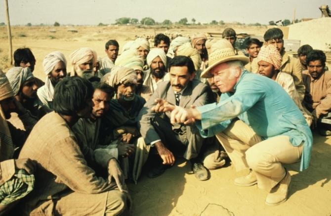 Richard Attenborough