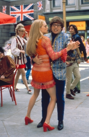 Mike Myers, Heather Graham