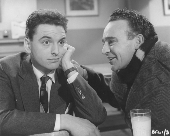 Bob Monkhouse, Kenneth Connor