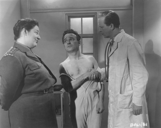 Hattie Jacques, Kenneth Connor
