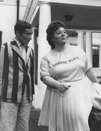 Kenneth Williams, Hattie Jacques