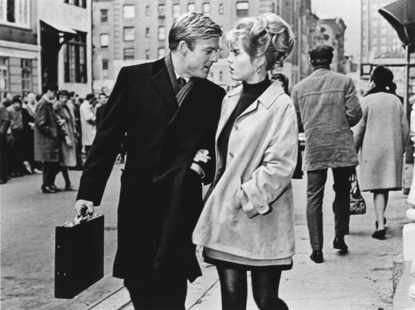 Robert Redford, Jane Fonda