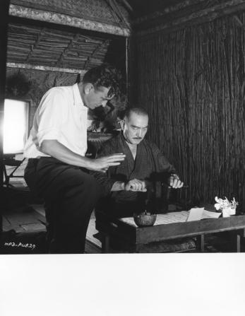 David Lean, Sessue Hayakawa