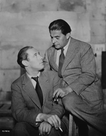 Rex Harrison, Gabriel Pascal