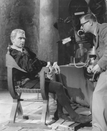 Laurence Olivier, Desmond Dickinson