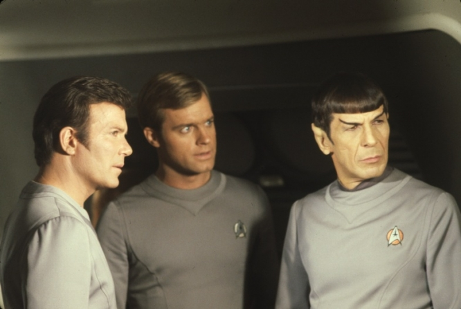 William Shatner, Stephen Collins, Leonard Nimoy