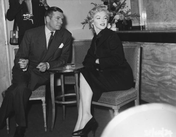 Laurence Olivier, Marilyn Monroe
