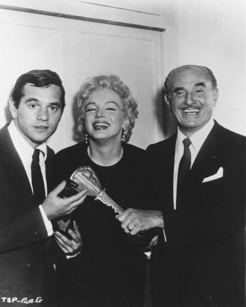 Marilyn Monroe, Jack Warner