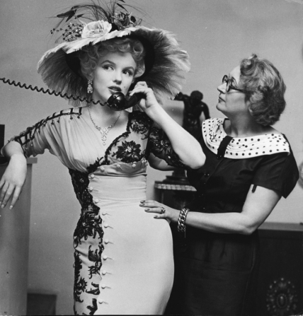 Marilyn Monroe, John Frank
