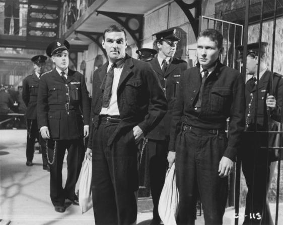 Patrick Magee, Stanley Baker, Brian Phelan, Edward Judd