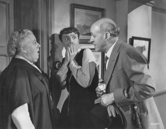 Margaret Rutherford, Joyce Grenfell, Alastair Sim
