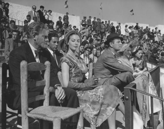 Harold Warrender, Ava Gardner, Nigel Patrick