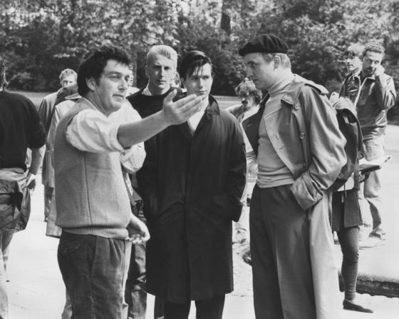 Stephen Frears, Gary Oldman, Alfred Molina