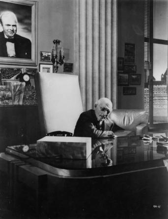 Orson Welles, Everett Sloane