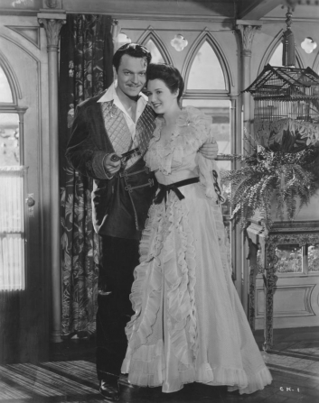 Orson Welles, Ruth Warrick