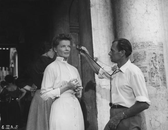 Katharine Hepburn, Jack Hildyard
