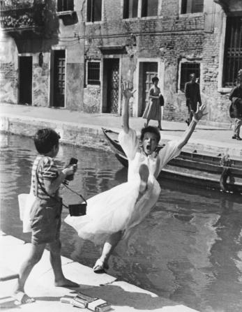 Katharine Hepburn, Gaetano Autiero